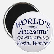 Postal Worker Magnet