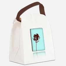 COFFEE AZALEA Canvas Lunch Bag