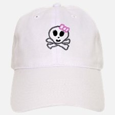 Skull and Crossbones Baseball Baseball Cap