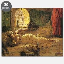 An Odalisque Puzzle