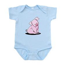 Pretty Little Piggy Infant Bodysuit