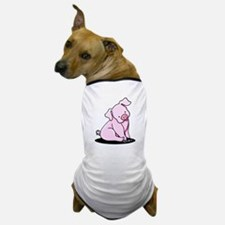 Pretty Little Piggy Dog T-Shirt