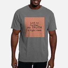 truthrhcircle.png Mens Comfort Colors Shirt