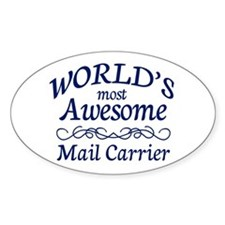 Mail Carrier Decal