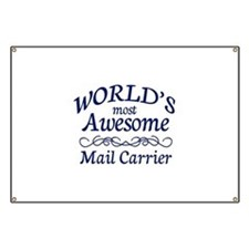 Mail Carrier Banner