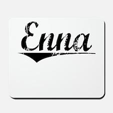 Enna, Aged, Mousepad