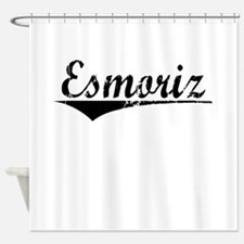 Esmoriz, Aged, Shower Curtain