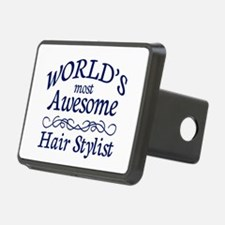 Hair Stylist Hitch Cover