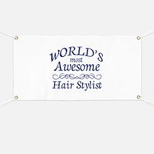 Hair Stylist Banner