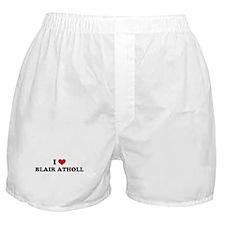 I HEART BLAIR ATHOLL  Boxer Shorts