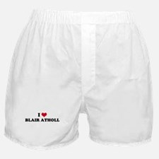 I HEART BLAIR ATHOLL  Boxer Shorts