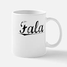 Fala, Aged, Mug