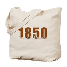 1850 California Pioneers Tote Bag