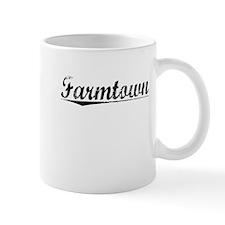 Farmtown, Aged, Mug
