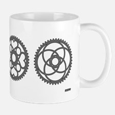 Cool Bicycle parts Mug