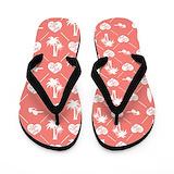 Ilovelucy Flip Flops