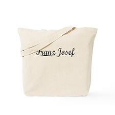 Franz Josef, Aged, Tote Bag