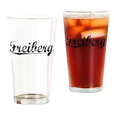 Freiberg, Aged, Drinking Glass