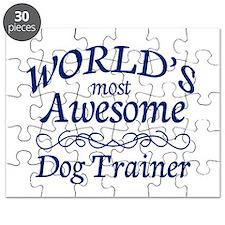 Dog Trainer Puzzle