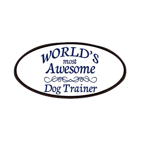 Dog Trainer Patches