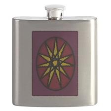 Hendecagram Flask