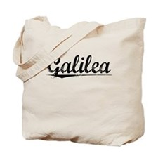 Galilea, Aged, Tote Bag