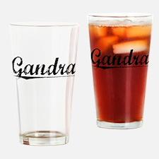 Gandra, Aged, Drinking Glass