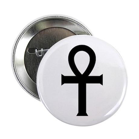 Ankh Symbol (Life) Button
