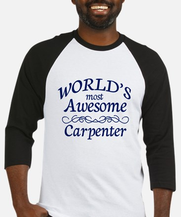 Carpenter Baseball Jersey