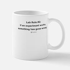 Lab Rule 2 Mugs