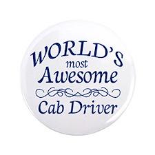"Cab Driver 3.5"" Button"