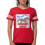rwp-arabian-horse.tif Womens Football Shirt
