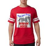 rwp-arabian-horse.tif Mens Football Shirt