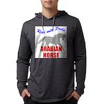 rwp-arabian-horse.tif Mens Hooded Shirt