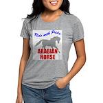 rwp-arabian-horse.tif Womens Tri-blend T-Shirt