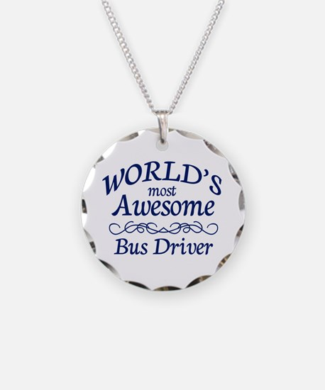 Bus Driver Necklace