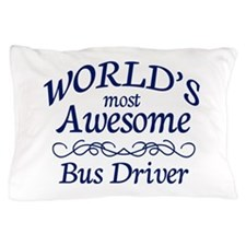 Bus Driver Pillow Case