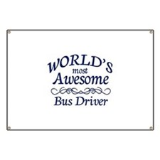 Bus Driver Banner