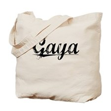 Gaya, Aged, Tote Bag