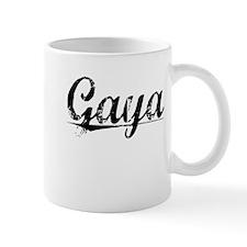 Gaya, Aged, Mug