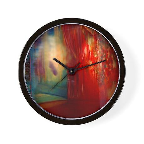 Dream World Wall Clock