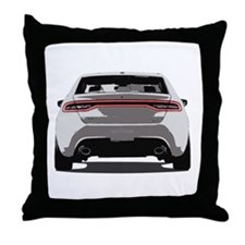 Dart Throw Pillow