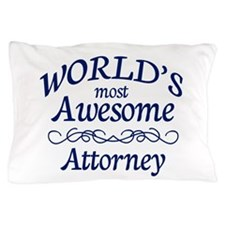 Attorney Pillow Case