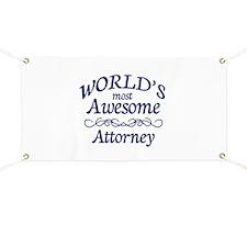 Attorney Banner