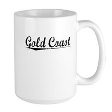 Gold Coast, Aged, Mug