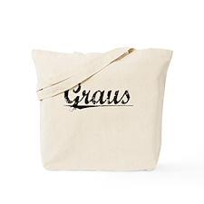Graus, Aged, Tote Bag