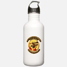 AAC - 365th FG - 9th AF - Hell Hawks Water Bottle