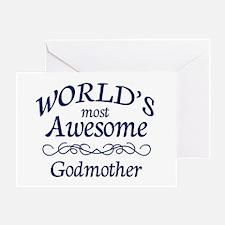 Godmother Greeting Card