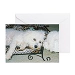 LUCKY DOG GREETING CARDS (10)