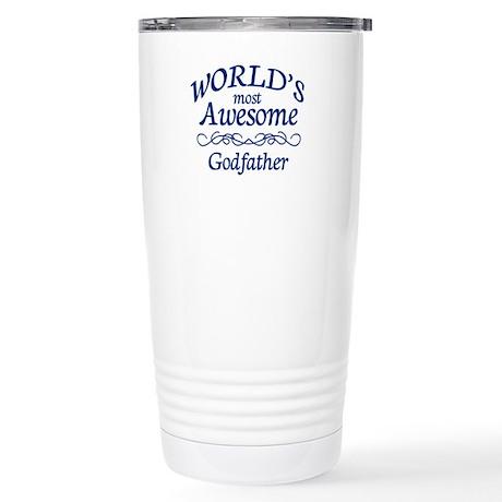 Godfather Stainless Steel Travel Mug